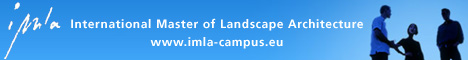 International Master of Landscape Architecture (IMLA)