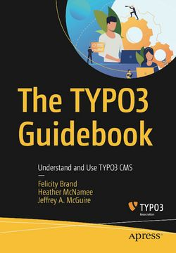 Buchumschlag The TYPO3 Guidebook
