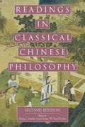 Buchumschlag Readings in Classical Chinese Philosophy