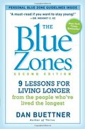 Buchumschlag The Blue Zones